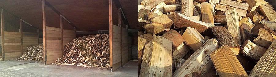 Brennholz ReitmayerAdelsried Holzlager